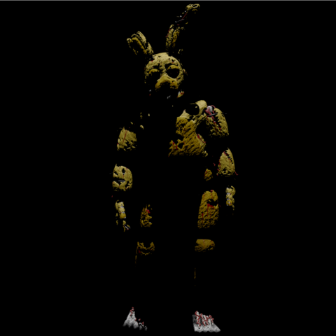 Springtrap in the Extras.
