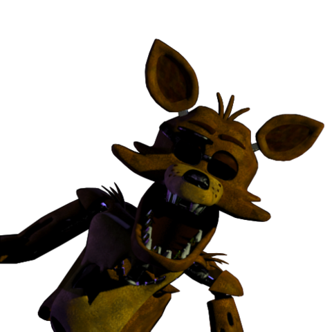Golden Foxy Five Nights At Freddys Roleplay Wiki