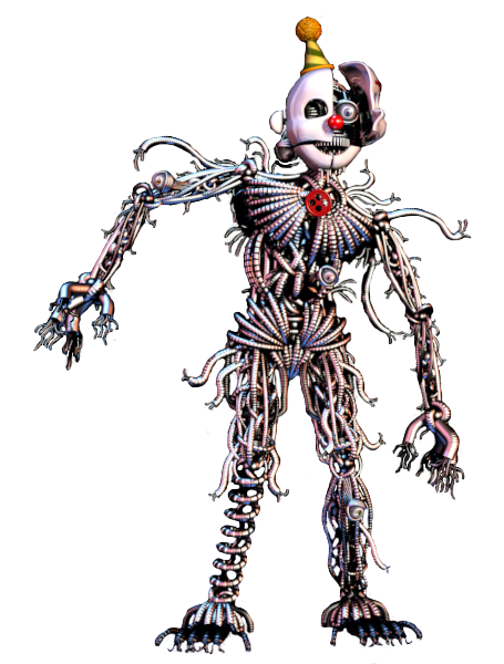 Ennard | FNaF Sister Location Wikia | FANDOM powered by Wikia