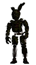 After fire springtrap