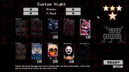 Custom Night's Weirdo Preset