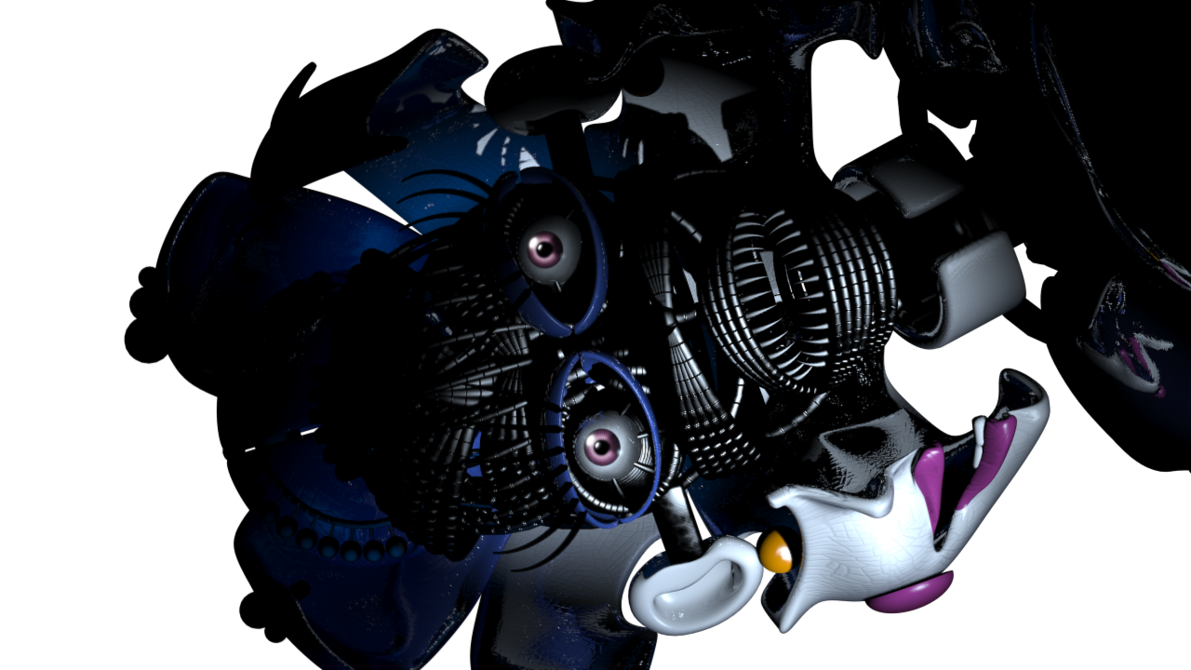 ballora jumpscare