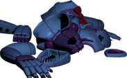 Scooped Funtime Foxy