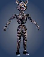 Funtime Foxy Endoskeleton