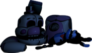 Scooped Funtime Freddy