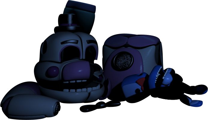 Exceptional Funtime Freddy. Animatronic; Prototype; Scooped
