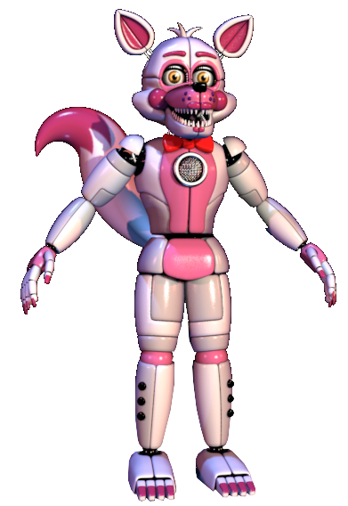 Funtime Foxy | FNaF Sister Location Wikia | FANDOM powered