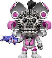 Jumpscare Funtime Freddy Pop!