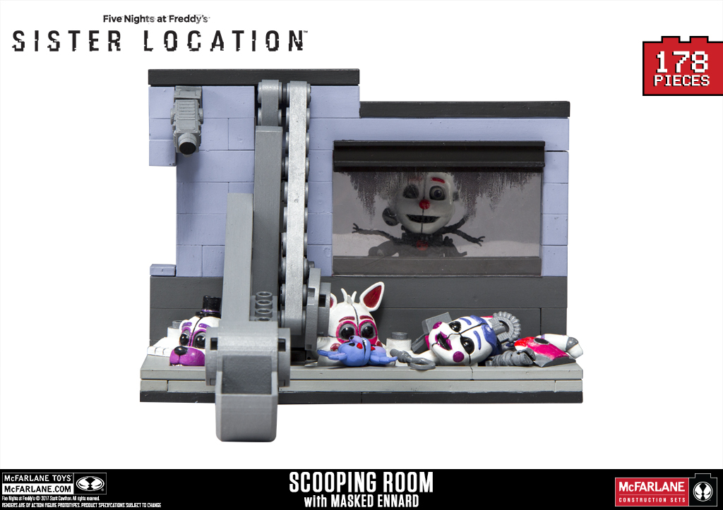 Image Scooping Room Slugged Jpg Fnaf Sister Location