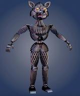 FuntimeFoxyEndoskeleton