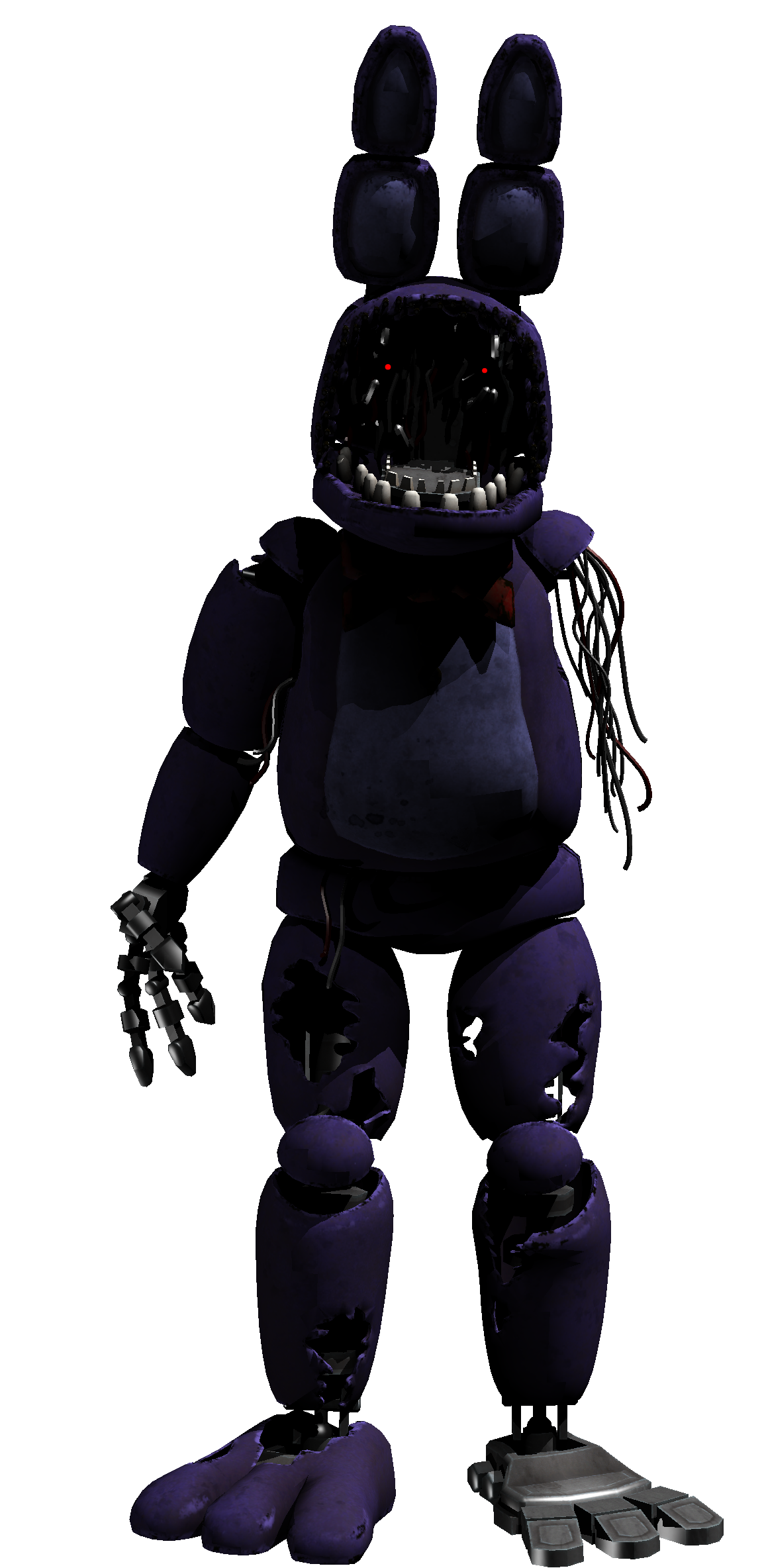 Withered Bonnie | FNaF: The Novel Wiki | FANDOM powered by ...