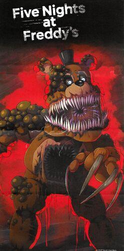 Twisted Freddy | FNaF: The Novel Wiki | FANDOM powered by Wikia