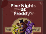 Five Night at Freddy's: Survival Logbook