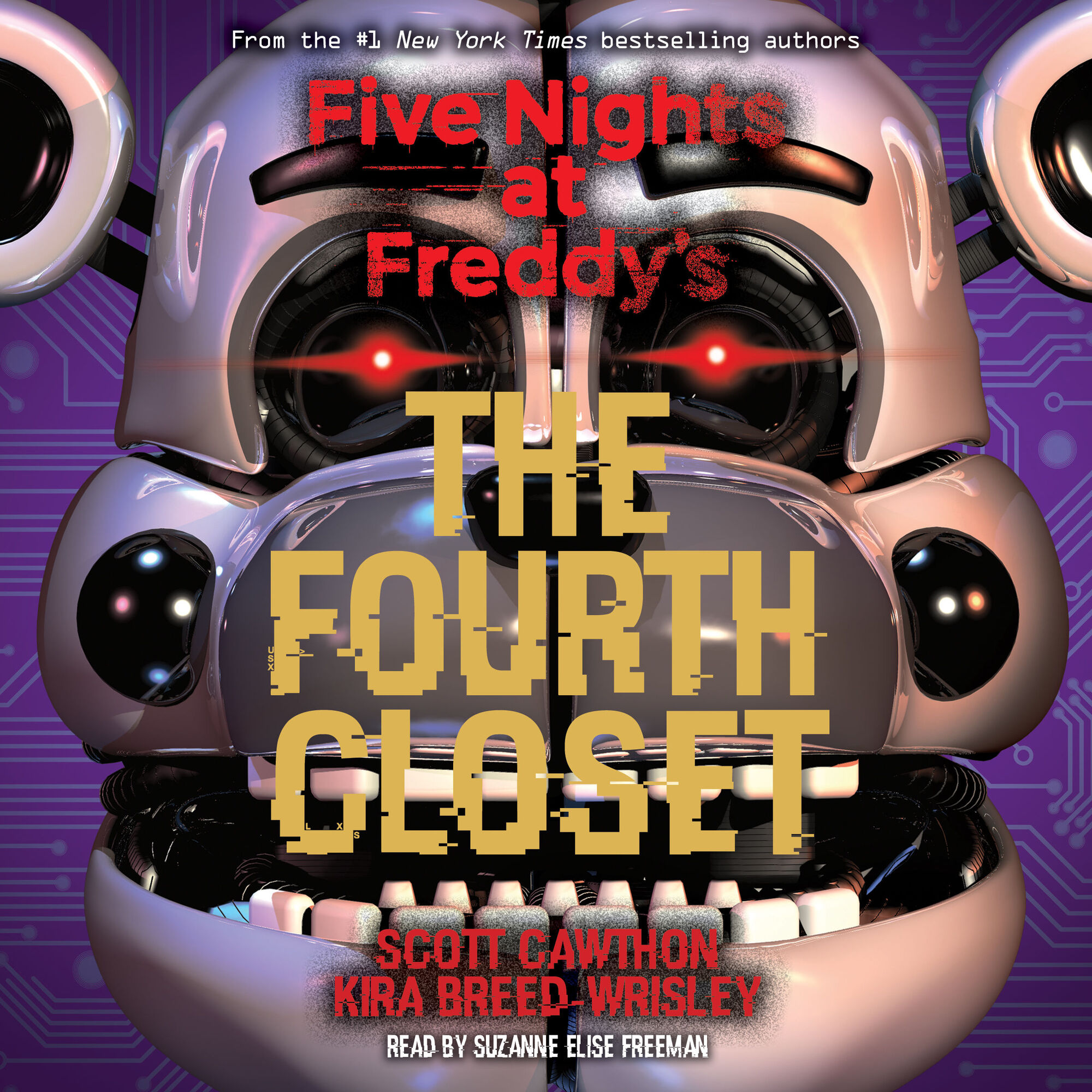 Five Nights At Freddys The Fourth Closet Fnaf The Novel Wiki