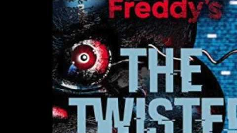 Five Nights at Freddy's Twisted Ones Book Trailer read by Andy Field voice of HandUnit from SL