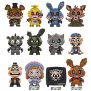 29378 FNAF TwistedOnes MM Lineup GLAM large