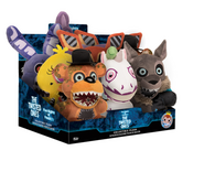 Five Nights At Freddy's The Twisted Ones plush DISPLAY BOX