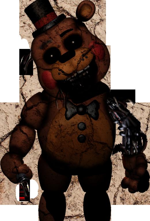Phantom Toy Freddy by Fazboggle on DeviantArt dti t