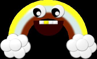 Chica's Magic Rainbow | FNAF World Simulator Wikia | FANDOM