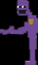Violetti mies