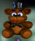 Freddy-plushie