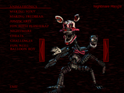 Nightmare mangle extra
