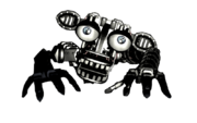 Transparent endoskeleton