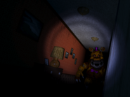 Fredbear lefthall far