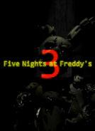 FNaF3 boxart