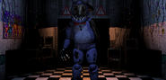 Bonnie In Front Of Player