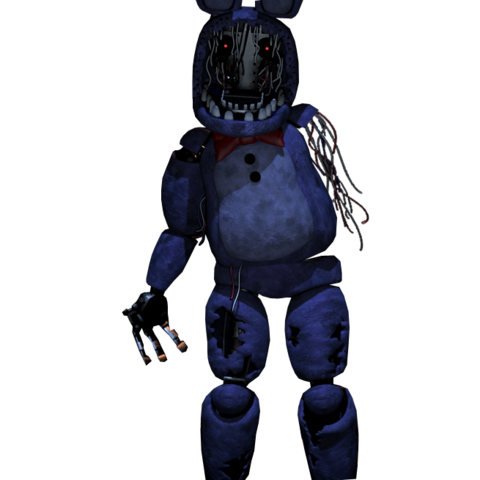 File:Transparent withered bonnie commission by fazboggle-d8ty36n.png