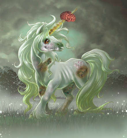 File:Zombie unicorn by jennuhhhhh-d340hxg.png