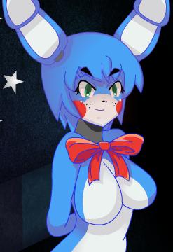 bonnie five nights in anime wikia fandom powered by wikia