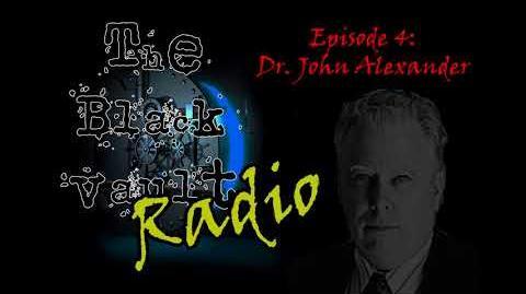 The Black Vault Radio w John Greenewald, Jr. - Episode 4 - Dr. John B