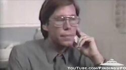 """GTG presents Bob Lazar's First Interview as """"Dennis"""", May 1989"""