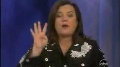 Rosie O'Donnell saying the truth about 9 11