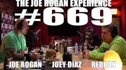 Joe Rogan Experience 669 - Joey Diaz **Re-Upload**