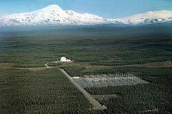 High Frequency Active Auroral Research Program site