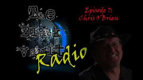 The Black Vault Radio w John Greenewald, Jr. - Episode 7 - Chris O'Brien