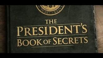Does The President's Book of Secrets Really Exist ? (Documentary)