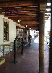 La Hacienda, Old Town, Albuquerque