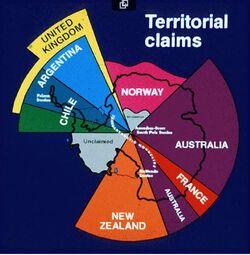 Territorial claims
