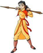Avatar GB Aang by GriffValdez DevArt