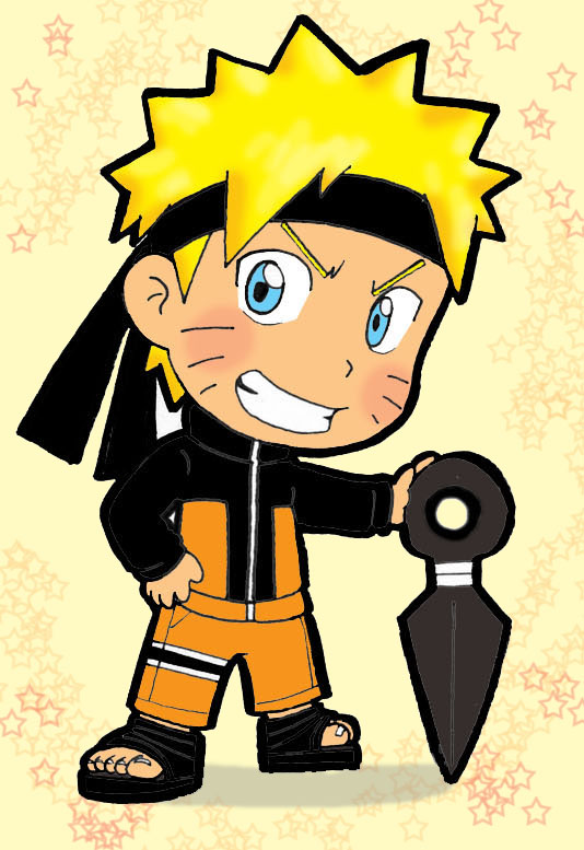 image naruto chibi jpg fight of characters wiki fandom powered
