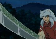 Tessaiga gained dragon scales