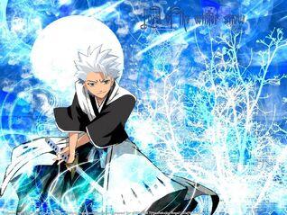 Bleach Hitsugaya Toushiro 3