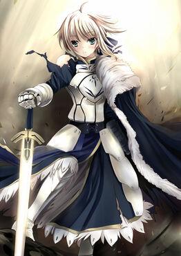 Queen of Knights