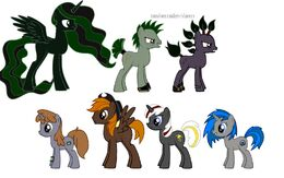 17370 - Alicorn Calamity Fallout fallout equestria Homage Littlepip Velvet Remedy