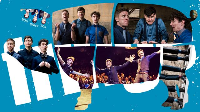 FAH live show collage