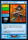 Danak Card Front